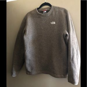 Men's North Face Pullover Sz Medium